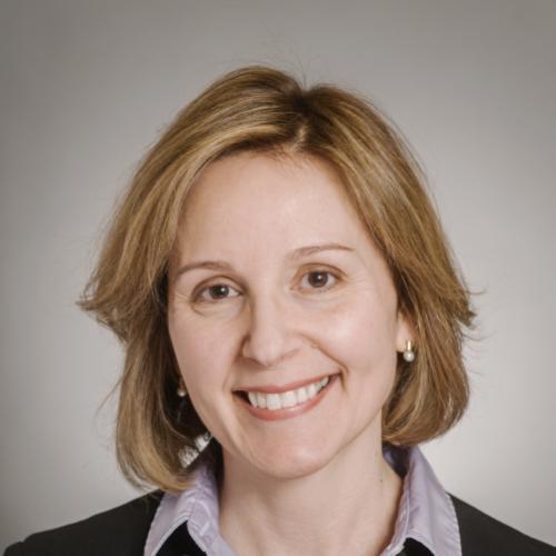 Portrait of Julie Audet