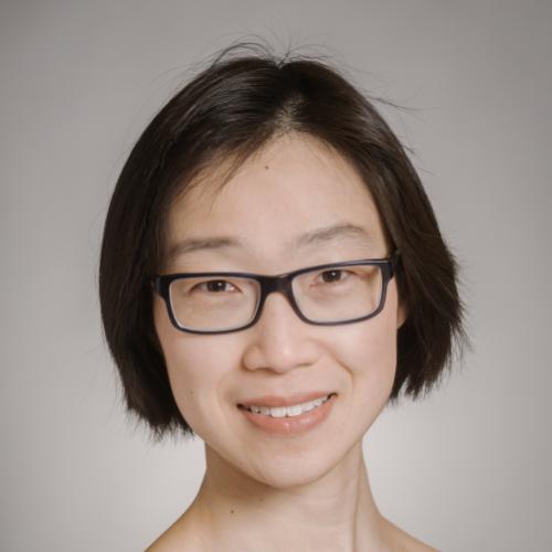 Portrait of Margaret Hai-Ling Cheng