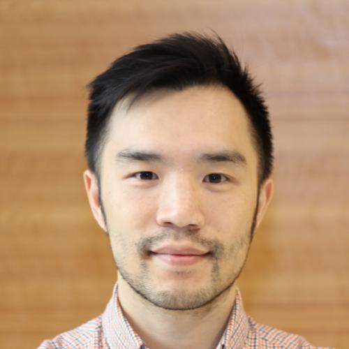 Portrait of Leo Chou
