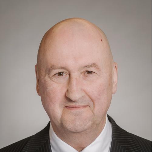 Portrait of John E. Davies
