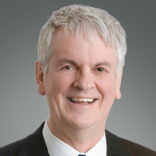 Portrait of Geoff Fernie
