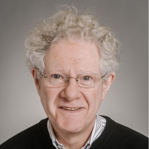Portrait of Marc Grynpas