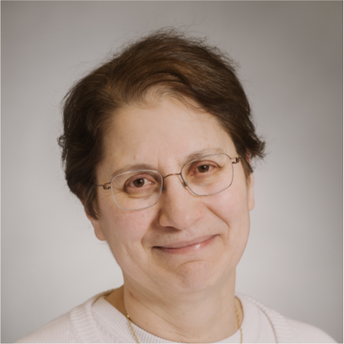 Portrait of Rita Kandel