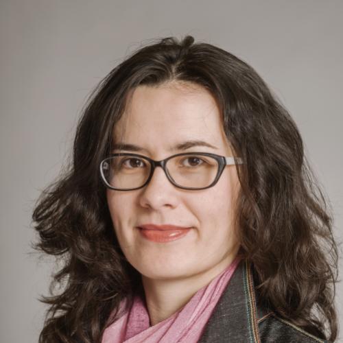Portrait of Milica Radisic