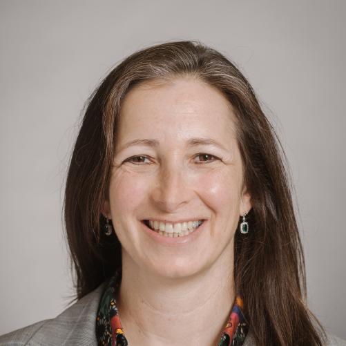 Portrait of Molly Shoichet