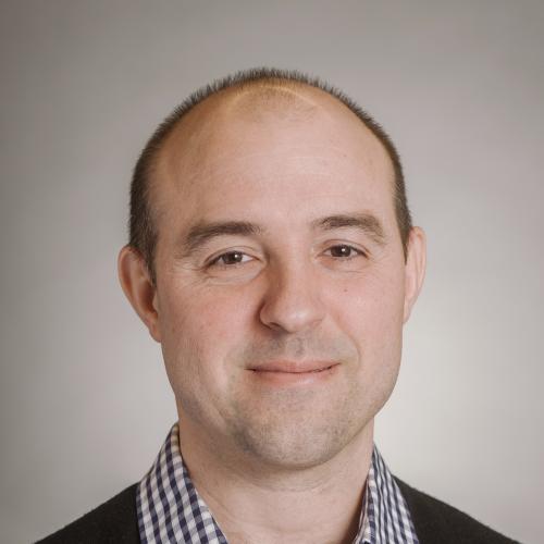 Portrait of Aaron Wheeler