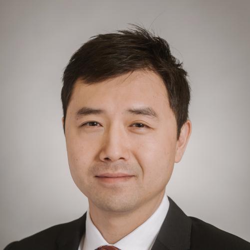 Portrait of Paul Yoo
