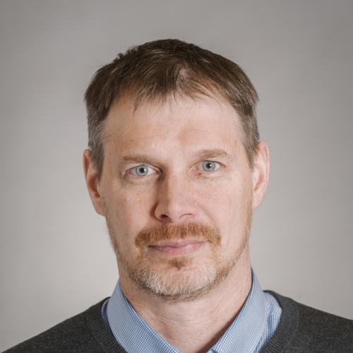 Portrait of Peter Zandstra