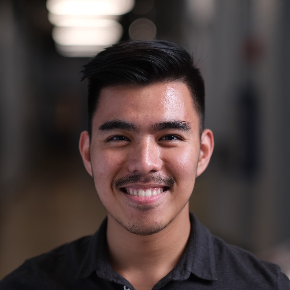 Portrait of Gary Hoang