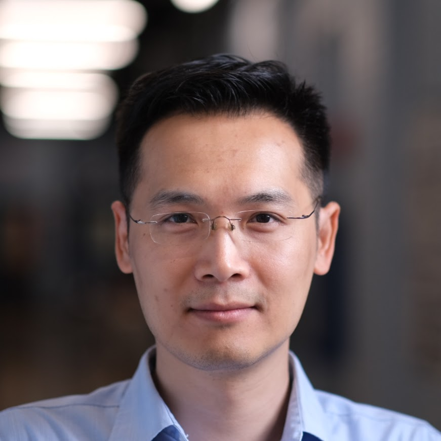 Portrait of Jason Wen