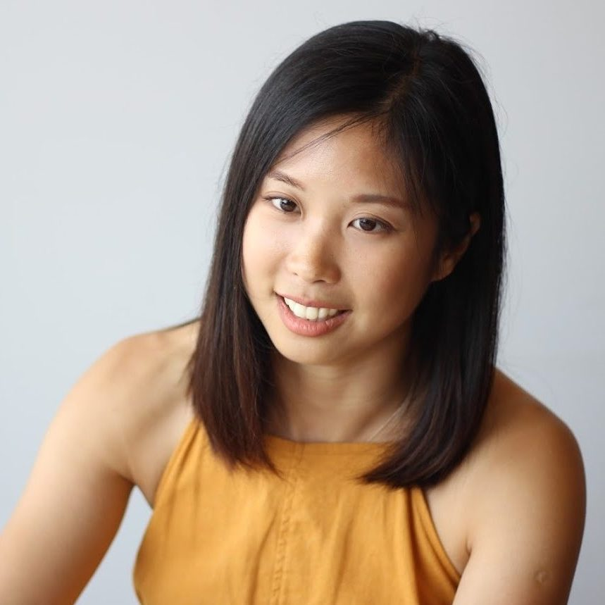 Portrait of Jennifer Ma