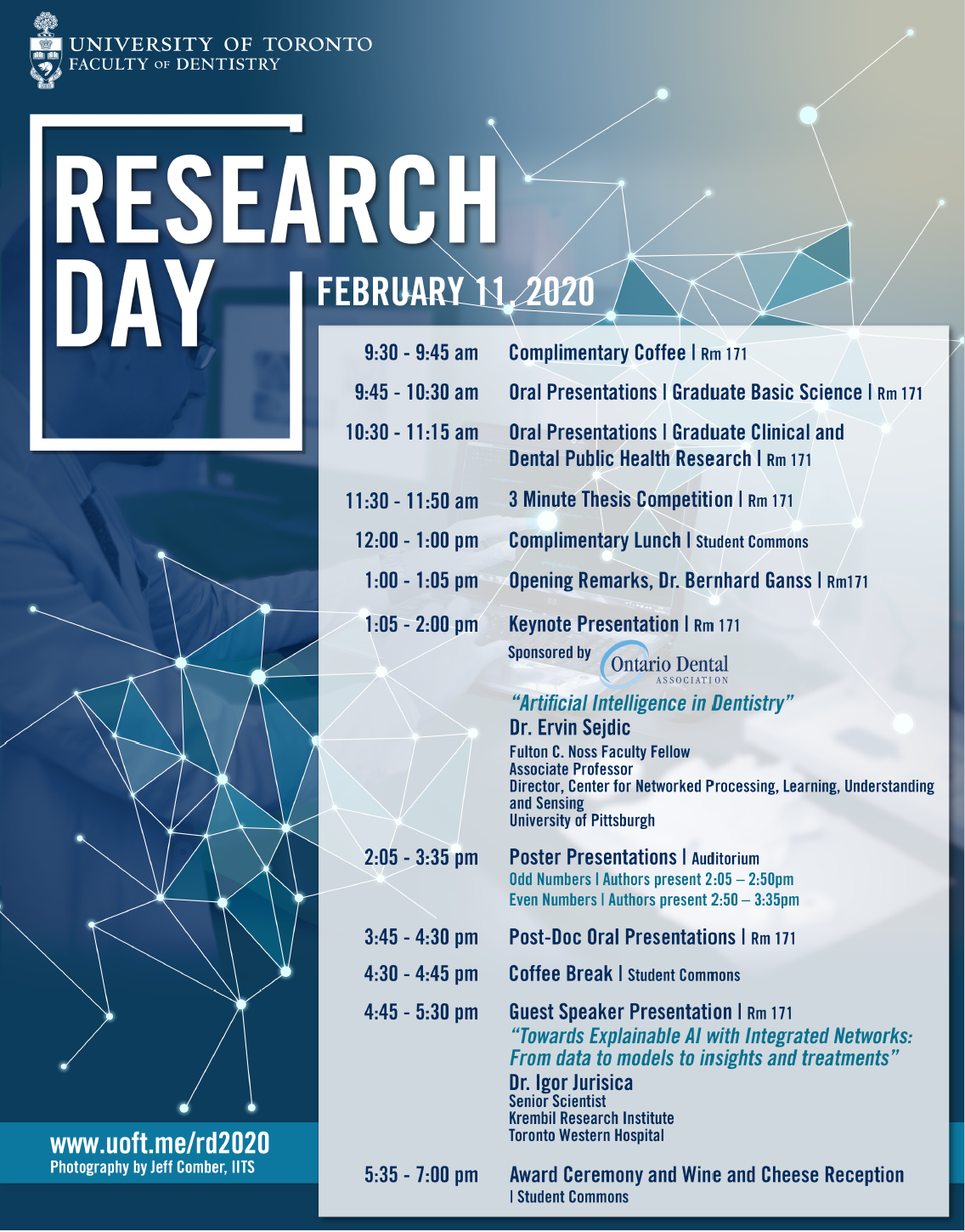Dentistry Research Day | University of Toronto