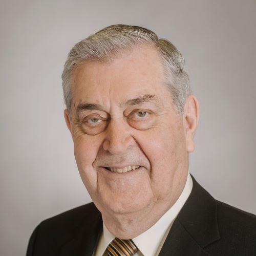 Portrait of Alf Dolan