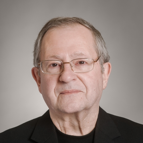 Portrait of R.C. Frecker