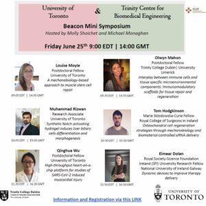 Engineering-Medicine Joint Symposium (Part 2) on June 25 @ Online