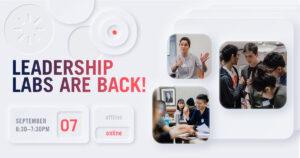 Leadership Lab #1 - Conversation Skills for Meeting New People @ Online